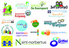 Onderzoek - Logo's andere scholen