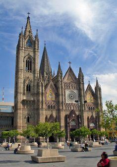 Templo Expiatorio @ Guadalajara Mx.