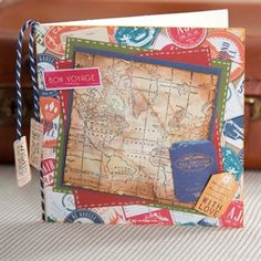 Come Fly with Me - Papermania All Aboard by: SheilaHalliwell