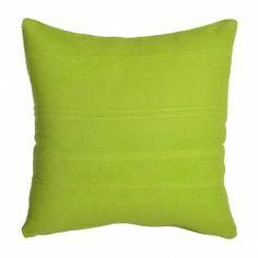 Cojín liso verde. Cojines decorativos en Nuryba.com tu tienda de cojines y decoracion online