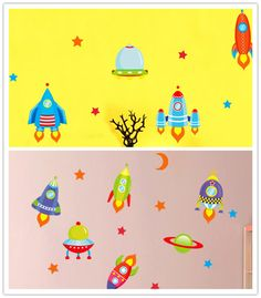 Earth Moon Space Rocket Flying Saucer UFO Comet Airport Cartoon Wall Sticker Kids Room Kindergarten Bedroom Home Decor Wallpaper - Cheap Product is Available. We provide the discount of finest and low cost which integrated super save shipping for Earth Moon Space Rocket flying saucer UFO comet airport cartoon wall sticker kids room kindergarten bedroom home decor wallpaper or any product. I hope you are very lucky To be Get Earth Moon Space Rocket flying saucer UFO comet airport cartoon wall…