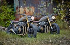 Classified Moto Walking Dead Motorcycles ~ Return of the Cafe Racers
