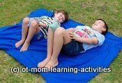 Core Exercises Kids