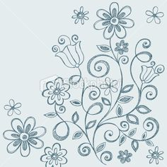 I've seen illustrations and tattoo's where the bell shaped flower is a cupcake this would be really cute to morph into.