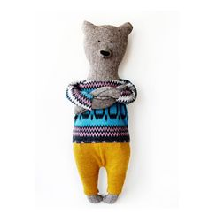 Крис медвежонок