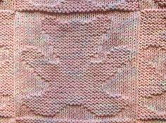 Teddy Bear Baby Blanket Knitting Pattern