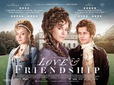Love and Friendship - Whit Stillman ❤