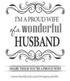 A most WONDERFUL husband!!!!!!!!!!