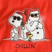 Peanuts --- just Chillin'