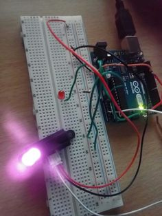 My allarm with the sharp sensor