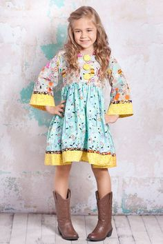 bba4fb3f74d Take a look at this Jelly the Pug Blue   Yellow Bees Hannah Hooded Dress -  Infant