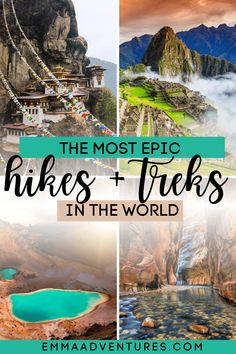 Adventure Bucket List, Adventure Travel, Adventure Town, Family Adventure, Hiking Places, Hiking Trips, Backpacking Tips, Hiking Photography, Best Hikes
