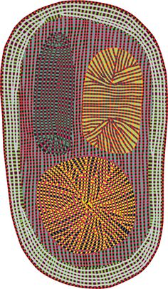 Amoeba Rug by Bertjan Pot