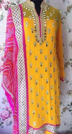 Designer Indian Salwar Kameez Anarkali Suit Bollywood Party Pakistani New PSuit #Unbranded #SalwarKameez #PartyBridalWeddingFestivalReception Punjabi Salwar Suits, Indian Salwar Kameez, New Punjabi Suit, Wedding Salwar Kameez, Indian Suits, Indian Attire, Indian Dresses, Pakistani Bridal Wear, Bridal Lehenga