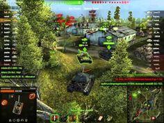 World of tanks Is + Panther Platoon Komarin Gameplay 2 - YouTube