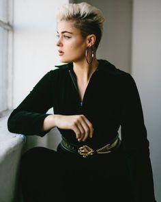 Stefania Ferrario, @stefania_model