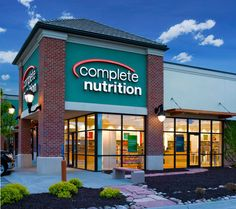 Complete Nutrition | Commercial Real Estate - Retail Space for Lease or Rent | SierraUS.com