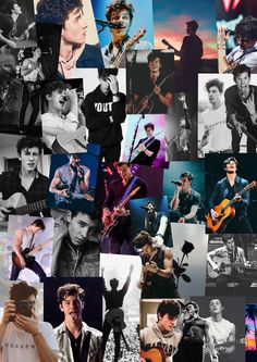 Shawn Mendes Lockscreen, Shawn Mendes Wallpaper, Shawn Mendes Tour, Shawn Mendes Quotes, Foto Gif, Mendes Army, Why Dont We Band, Collage Background, Dope Wallpapers