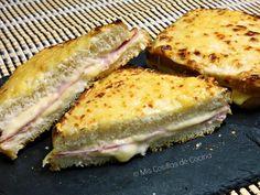 Croque Monsieur: el sándwich más espectacular. Si no lo has probado, esta es tu oportunidad