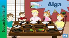 Educação Infantil - Nível 4 (crianças entre 7 a 9 anos): Idioma Português
