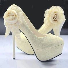 Los zapatos perfectos; que toda novia quisiera usar en un dia tan especial