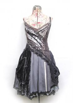 Fabulousness by Selene Ahnese of Gibbous Fashions