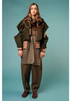 Michelle Leeder  Own label MADDENCOMPANY  Winter 2014/15   LAYERS