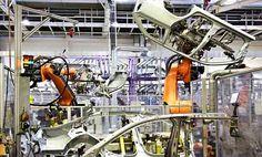 Automobilový priemysel je základ našej ekonomiky