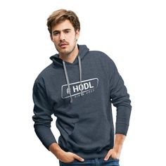 Cool Funny moon and cloud Men's Premium Hoodie ✓ Unlimited options to combine colours, sizes & styles ✓ Discover Hoodies by international designers now! T Shirt Designs, Hoodie Sweatshirts, Sweat Shirt, Shirt Men, T Shirts, Funny Shirts, Skate Maloley, Doce Banana, Hoodie Brands