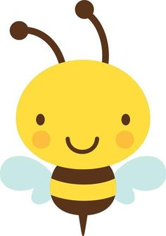 Create a Critter - Bee Cute Images, Cute Pictures, Art For Kids, Crafts For Kids, Create A Critter, Bee Party, Cute Clipart, Cute Drawings, Cute Cartoon
