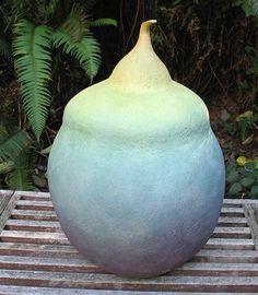 underglaze and wax (at Hood Canal, Brinnon Wa) Julia Smith, Lee Daniels, Garden Pots, Stoneware, Wax, Ceramics, Ceramic Sculptures, Pottery, Ceramica