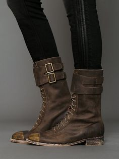Jeffrey Campbell Crescent Ankle Boot at Free People Clothing Boutique