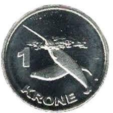 Kalaallit Nunaat - 1 krone