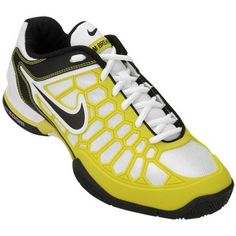 Tênis Nike Zoom Breathe 2K11 – Branco e Amarelo - http://batecabeca.com.br/tenis-nike-zoom-breathe-2k11-branco-e-amarelo-netshoes.html