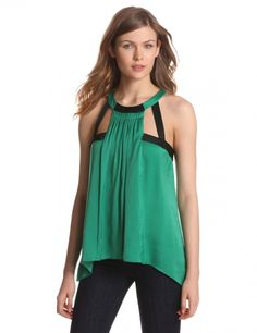 Women's Irene Color Blocked Top