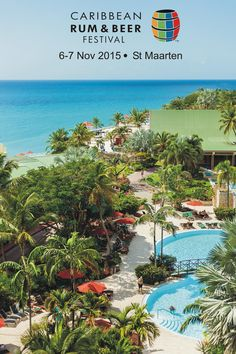 The 4 Star Sonesta Maho Beach Resort & Casino 'All Inclusive' resort in St Maarten is offering fabulous rates for official  Festival guests...www.rumandbeerfestival.com