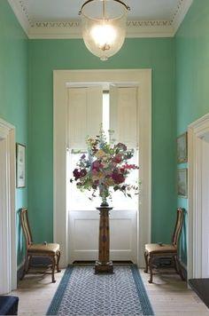 1 Royal Crescent, Bath, Ante Room Museum Displays, Historic Homes, Room Set, Somerset, Bath, Manor Houses, Interiors, England, Decorating