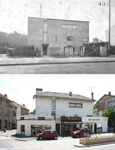 INVOLUCIÓN    Villa Besnus, de 1922 a 2010  Le Corbusie
