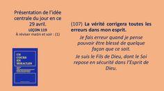 Leçon 119 - Énoncé et pratique by Pierrot Caron via slideshare