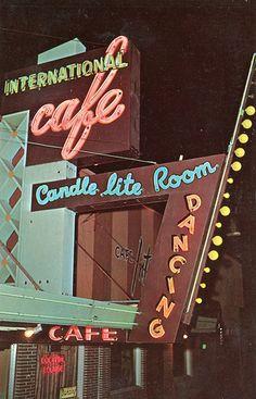 International Cafe, Blaine, Washington
