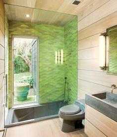 Pinterest the world s catalog of ideas for Dwell bathroom designs