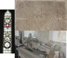 Sir John Seymour på Wolf Hall har en affär med sin äldste son Edwards hustru  Catharine Fillol.