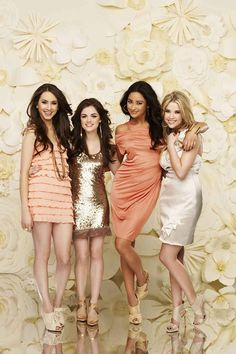 I need to look like all of them.. besides Spencer.