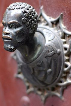 Venetian Door Knocker