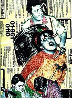 Early X-Ray Spex poster