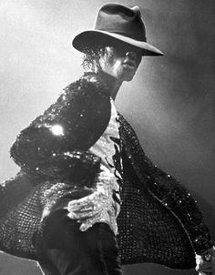 Michael Jackson, my biggest inspiration.