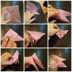 Origami : farfalla