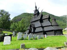 Staafkerk Borgund
