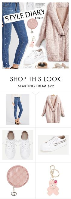 """""""Casual Style"""" by pokadoll ❤ liked on Polyvore featuring Gucci and Furla"""