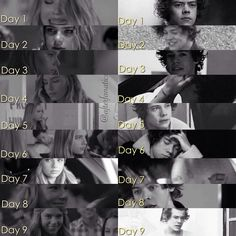 The 9 days they were apart in #After_2 #Sad_Times #afterfanfiction #afterharry #tessayoung #hessa